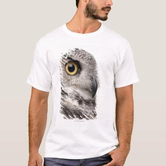 Great Horned Owl - Bubo Virginianus Subarcticus T-Shirt