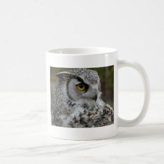 Great Horned Owl Photograph Coffee Mug