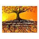 Great Is His Faithfulness Postcard