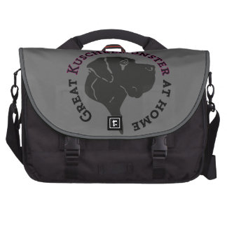 Great Kuschelmonster at Home Bag For Laptop