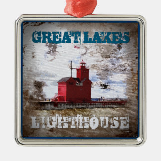 Great Lakes Lighthouse Christmas Ornament