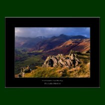 Great Langdale poster
