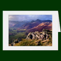 Great Langdale, The Lake District Card