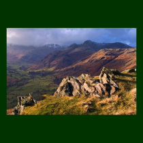 Great Langdale - The Lake District Photo Print