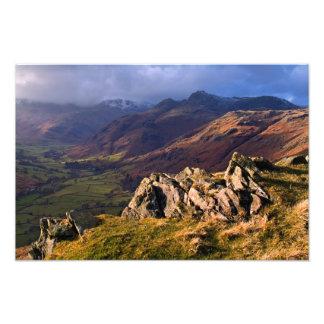Great Langdale - The Lake District Photo Print