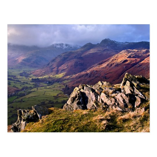 Great Langdale, The Lake District postcard