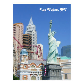 Great Las Vegas Postcard! Postcard