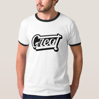 Great Lettering Tee