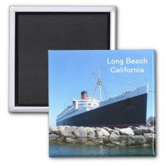 Great Long Beach Magnet!
