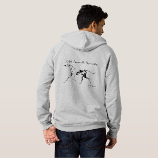 Great Looking Hoodie 2018 Azawakh Specialty