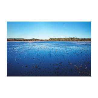 Great Meadows National Wildlife Refuge Canvas Print