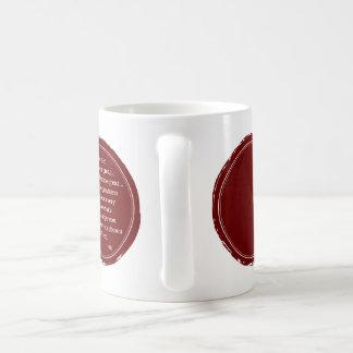 Great Men Basic White Mug