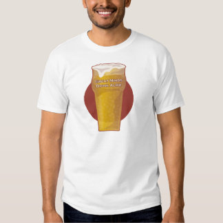 Great Minds Drink Alike Tshirt