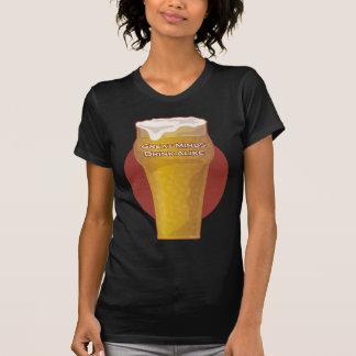 Great Minds Drink Alike Tshirts