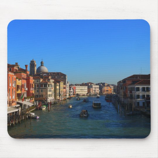 Great moment in Venice Mouse Mat