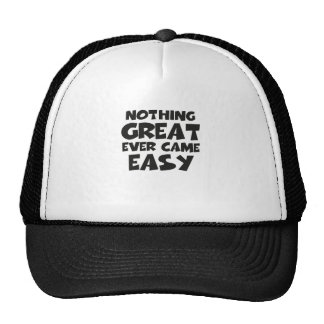 Great more ever came emergency-hung easy cap