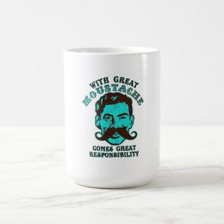 Great Moustache Coffee Mug