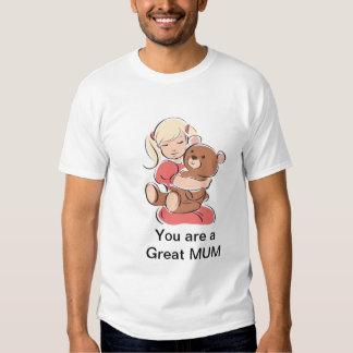 Great MUM Tee Shirts