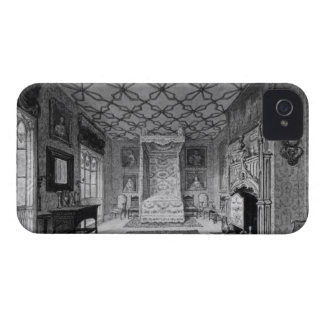 Great North Bed Chamber of Strawberry Hill (litho) iPhone 4 Cover
