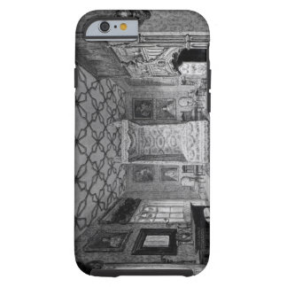 Great North Bed Chamber of Strawberry Hill (litho) Tough iPhone 6 Case