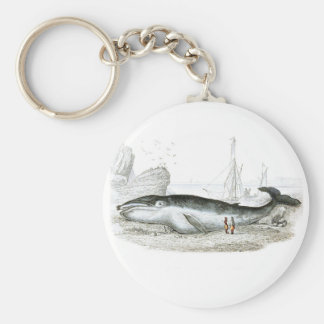 Great Northern Whale #15 Gift for him Key Chains