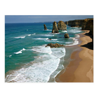 Great Ocean Road, Australia Postcard
