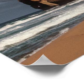 Great Ocean Road - Gibson Steps Poster