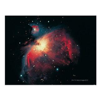 Great Orion Nebula Postcard