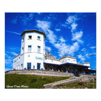 Great Orme Wales. Photo Print