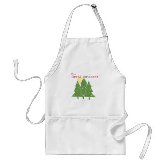 Great Outdoors Standard Apron
