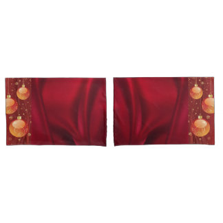 Great Pair Of Christmas Pillowcases! Pillowcase