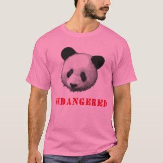 Great Panda Endangered Bear T-Shirt