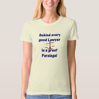 Great Paralegal T-Shirt