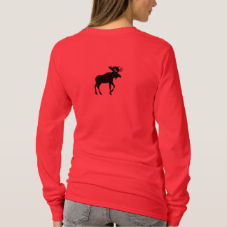 Great PARK CITY Moose Shirt - Custom Shirt Colors