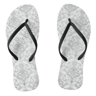 Great pattern flip flops
