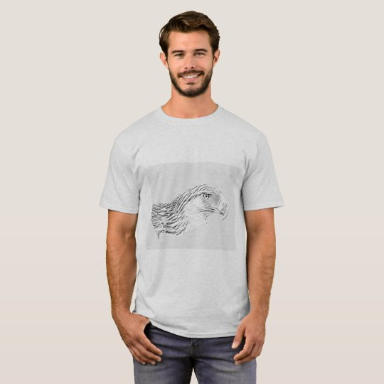 Great Philippine Eagle Men's Basic T-Shirt