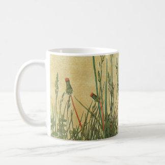 Great Piece of Turf by Albrecht Durer, Vintage Art Coffee Mug