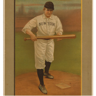 Great Players Of The Golden Era - Keeler Standing Photo Sculpture