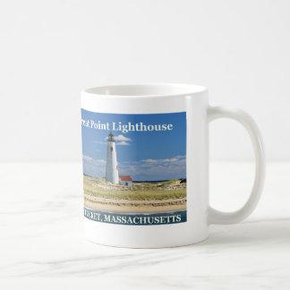 Great Point Lighthouse, Nantucket Mass Mug