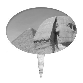 Great Pyramid of Giza Cake Picks