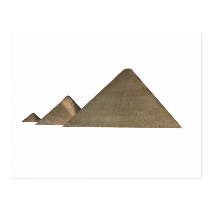 Great Pyramid of Giza: Postcard