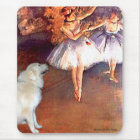 Great Pyrenees 6 - Two Dancers Mouse Mat