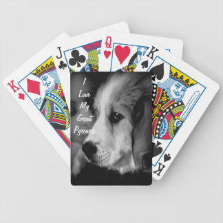 Great Pyrenees Playing Cards