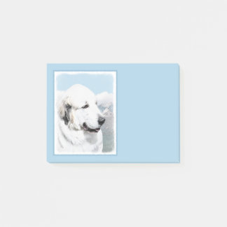 Great Pyrenees Post-it Notes