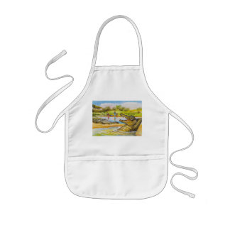 Great Relocation Kids Apron