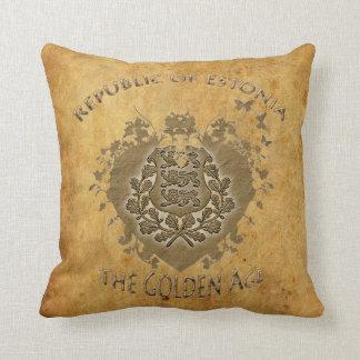 Great Republic Of Estonia Pillow! Cushion