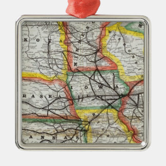 Great Rock Island Route Christmas Ornament