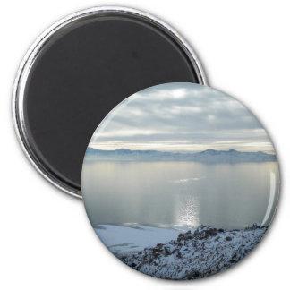 Great Salt Lake Refrigerator Magnet