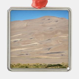 Great Sand Dunes National Park, Colorado. A flat Christmas Ornament