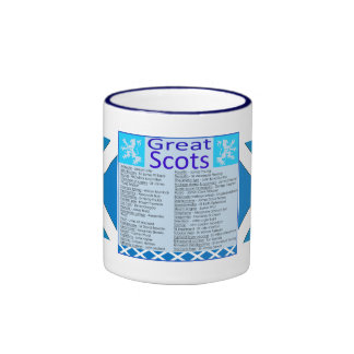 Great Scottish Inventors Mug